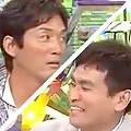 ワイドナショー画像 長嶋一茂 石原良純 2世どうしが笑い飯のようなWボケのオープニング 2015年7月19日
