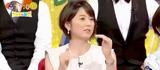 ワイドナショー画像 秋元優里アナが古市憲寿に「高スペックの女性とは?」 2015年7月19日
