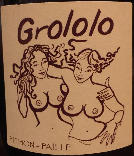 Grololo Pithon Paille