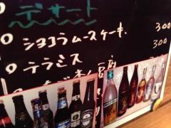 壱麺屋:スイーツメニュー