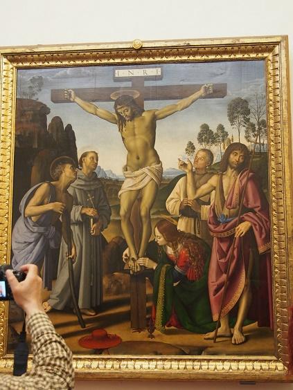 P6130761十字架のイエス