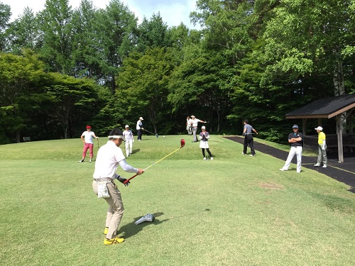 ゴルフ3回 (3)