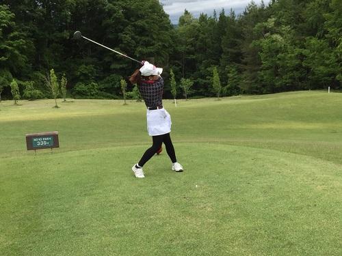 ゴルフ3回 (5)