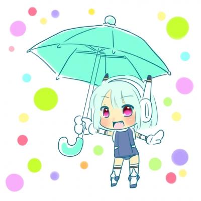第39回わグドロ! 雨 メルヘンな雨と戯れるメリジムちゃんかーわーいーいー!