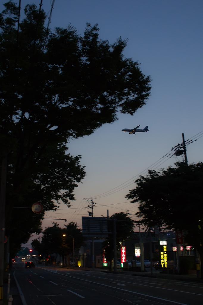 富山空港H27_5_27