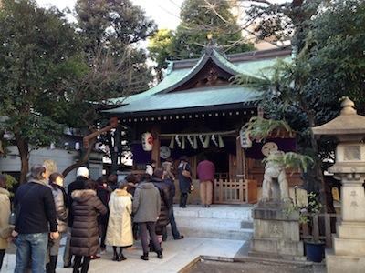大塚天祖神社20150102