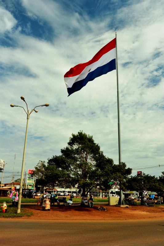 パラグアイ15,5