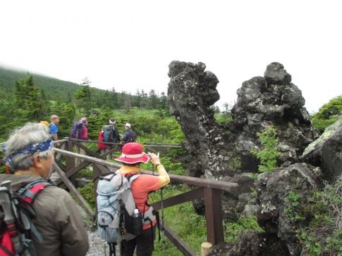 北アルプス(北横岳~天狗岳) 030