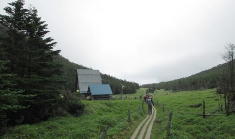 北アルプス(北横岳~天狗岳) 033-001