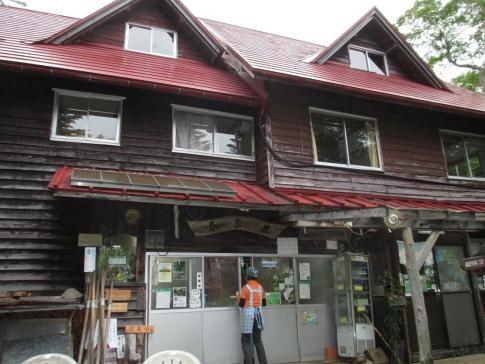 北アルプス(北横岳~天狗岳) 050-001