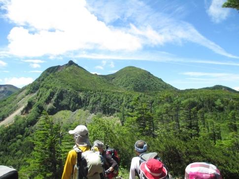 北アルプス(北横岳~天狗岳) 085