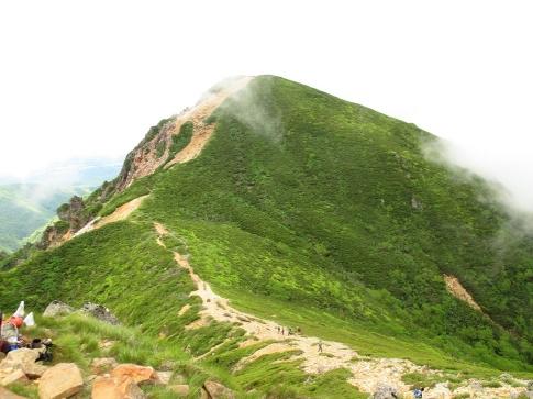 北アルプス(北横岳~天狗岳) 097