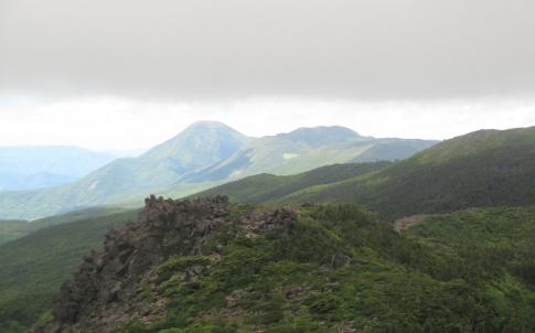北アルプス(北横岳~天狗岳) 110-001
