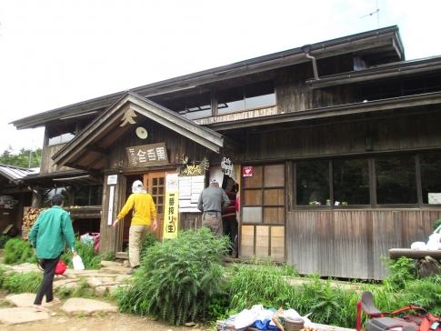 北アルプス(北横岳~天狗岳) 116