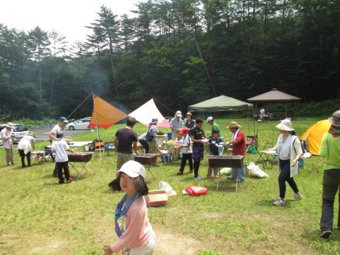 子どもとハイキング 恐羅漢山 018