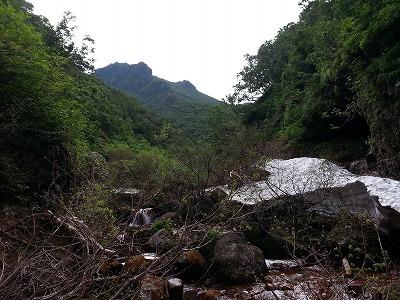 斜里岳旧道1