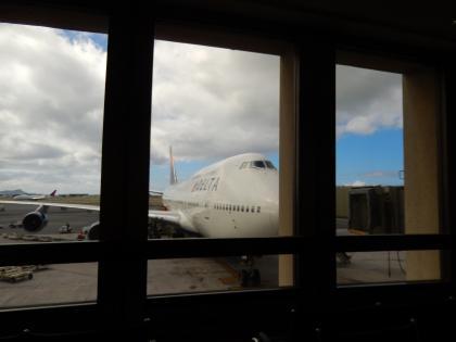 SFO+HNL2015.7ホノルル空港