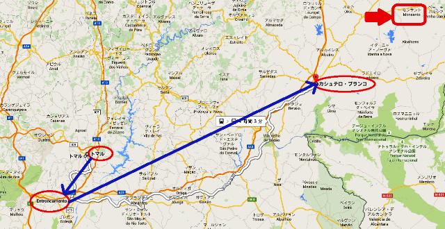 予定の地図