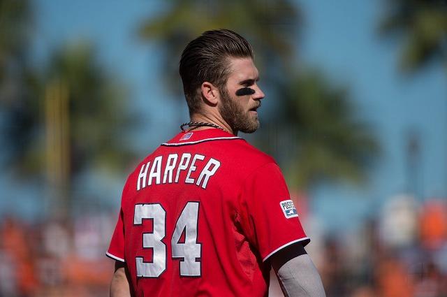Bryce Harper 20150716