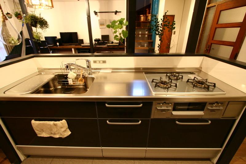 G-FLAT写真撮影キッチン2