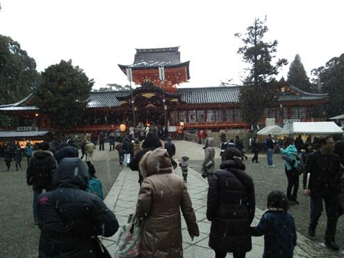 石清水_雪
