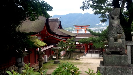 厳島神社②