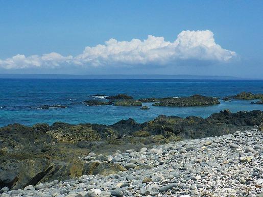 7月28日 夏到来の屋久島