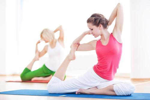 yoga出張1