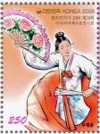 韓国・フィラコリア2009(扇舞)