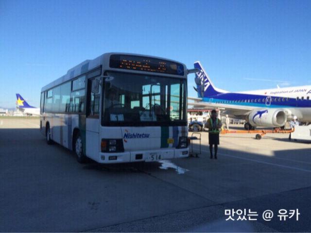 空港内バス