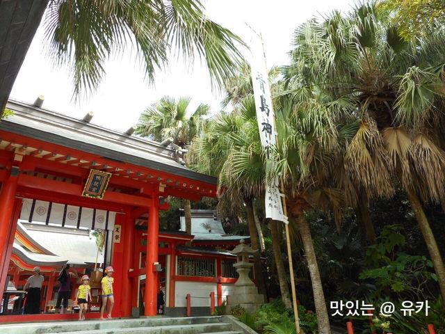 青島神社②