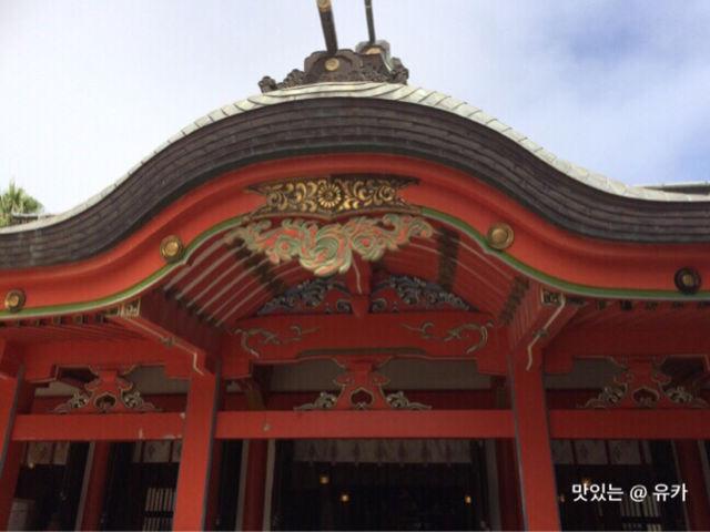青島神社③