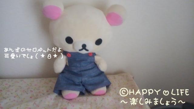 衣装作成日記②サロペット-2