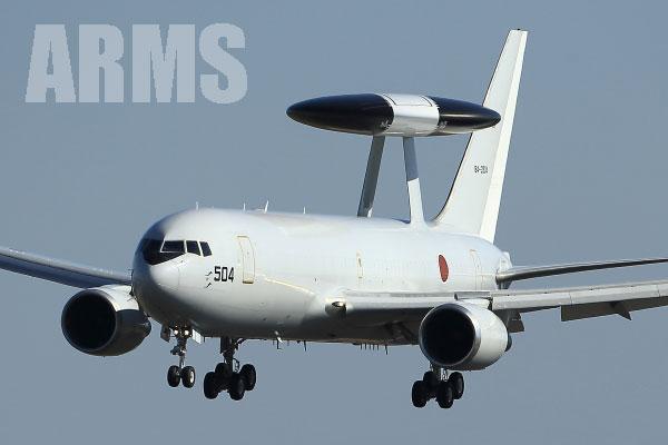 E-767 AWACS