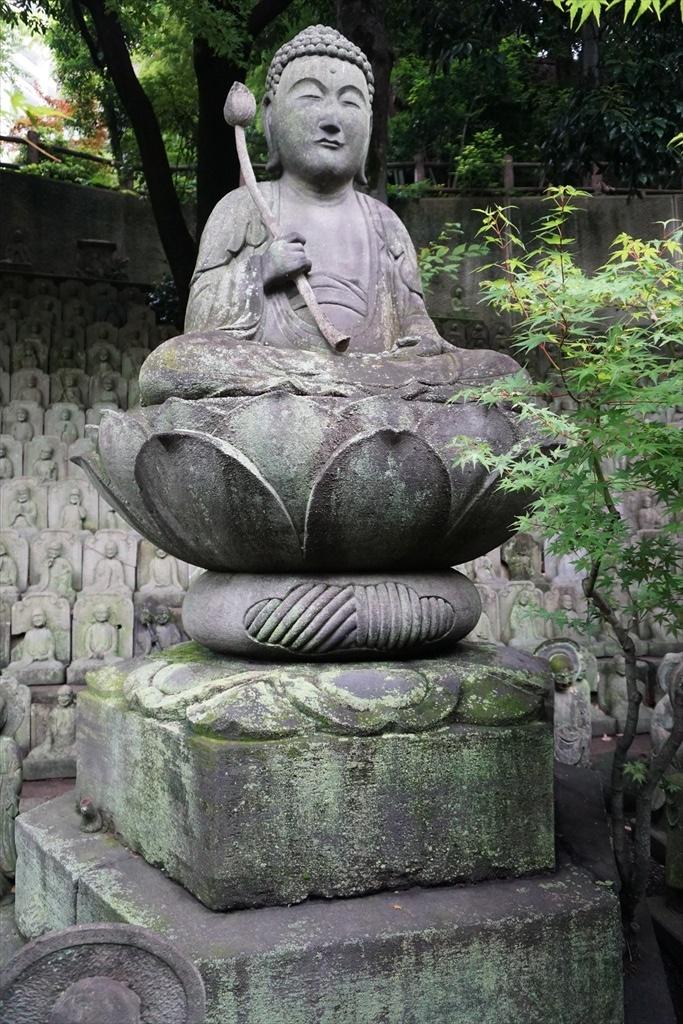 大円寺石仏群_2