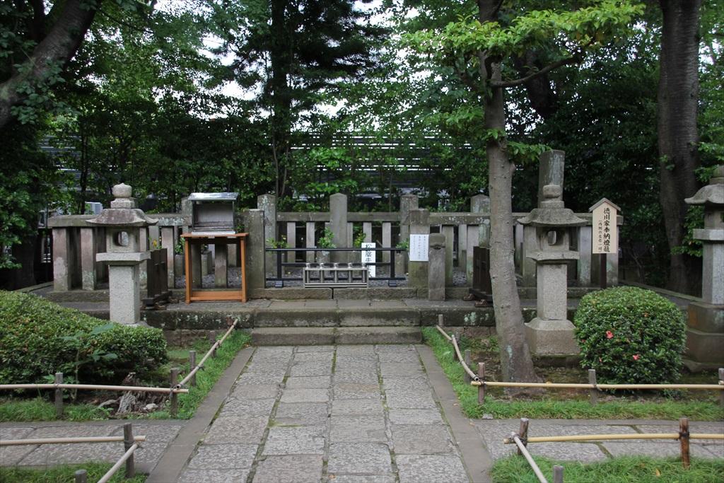 吉田松陰の墓_1