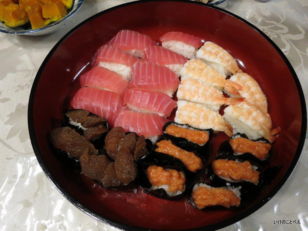 ちゅーぼーず パコッとお寿司セット