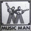 ミュージックマン ロゴ