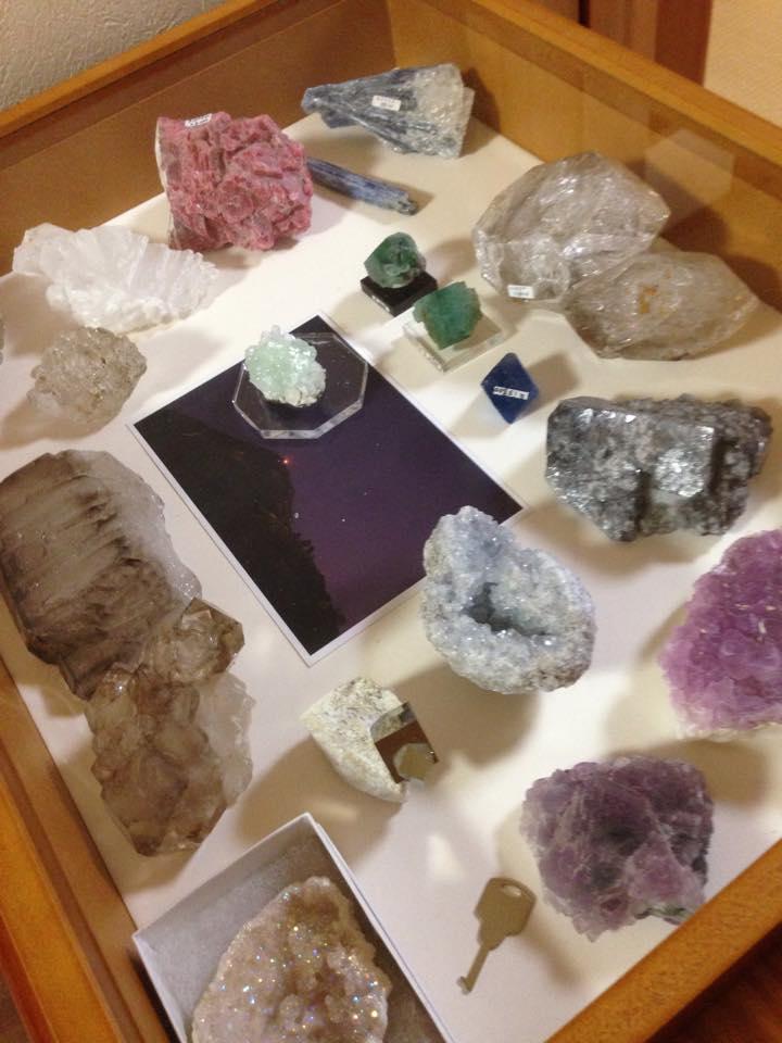 天然石原石