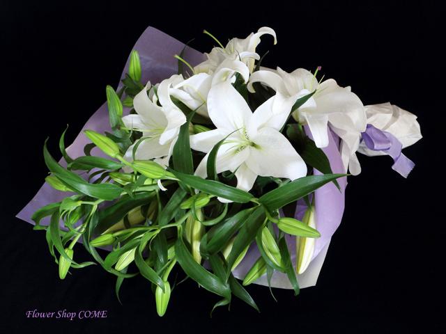 お盆 花 供養