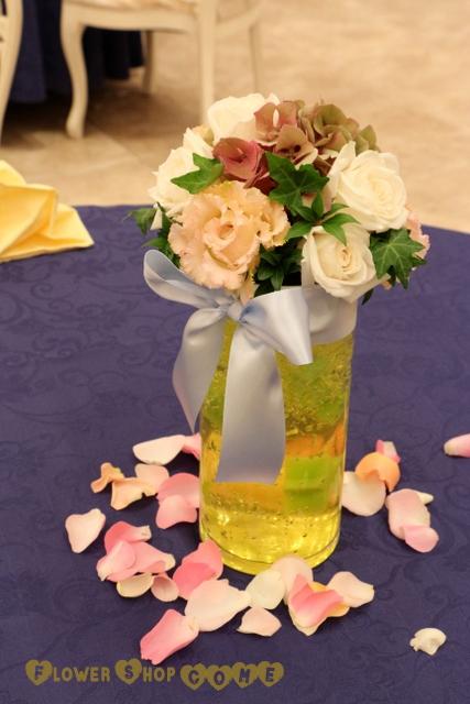 流行 花 結婚式