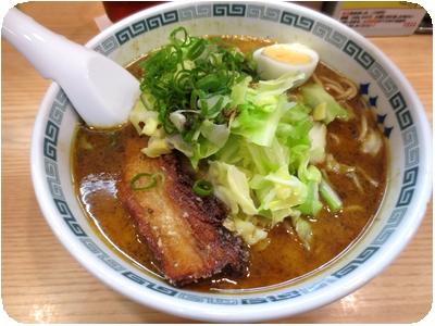 純香カレー麺