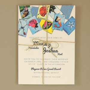 etsy結婚式招待状