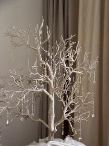 ウェディングツリー本物の木
