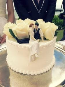 あいのりRemiれみ_結婚式_ケーキトッパー