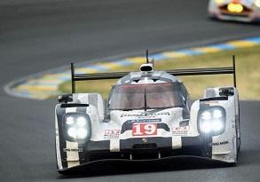 2015 Le Mans 24 winner Porsche 919 Hybrid No.19