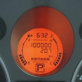 エクストレイル10万km