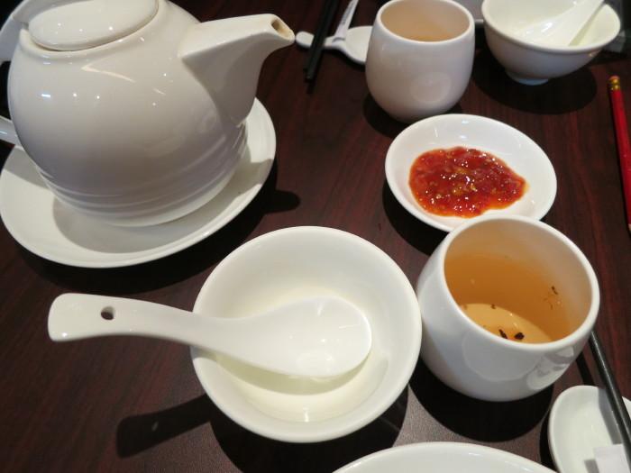 シンガポール 飲茶 ランチ 旅行