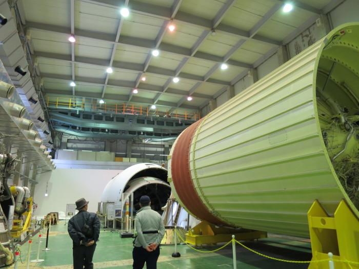 種子島宇宙センター 見学ツアー