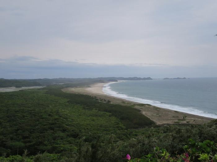 種子島 七色展望台
